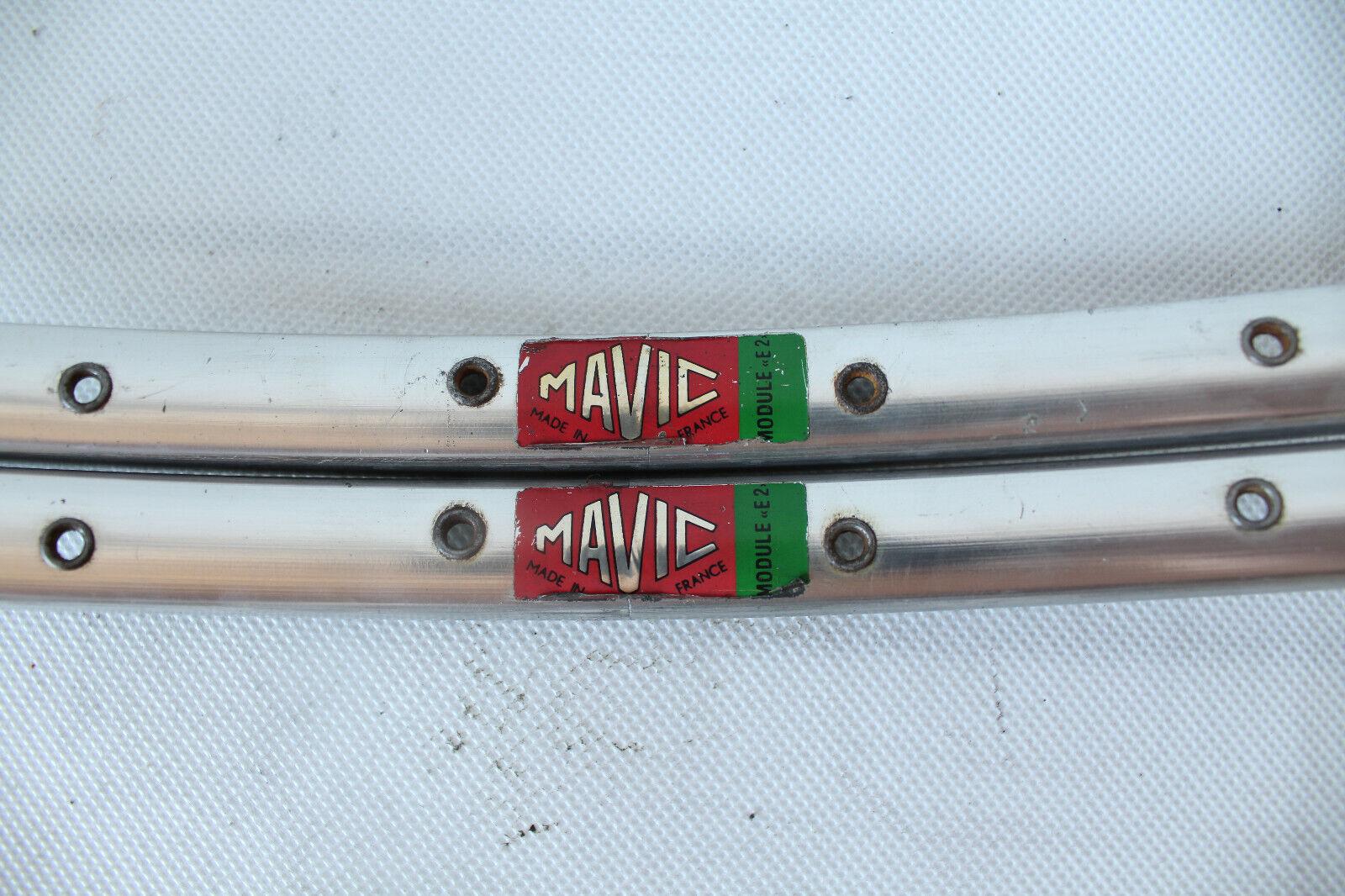 Vintage rims clincher  MAVIC MODULE E2 36H 28 700c bf7
