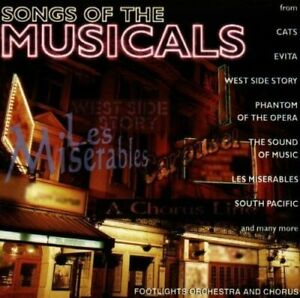 Various-Artists-Songs-of-the-Musicals-CD-1995