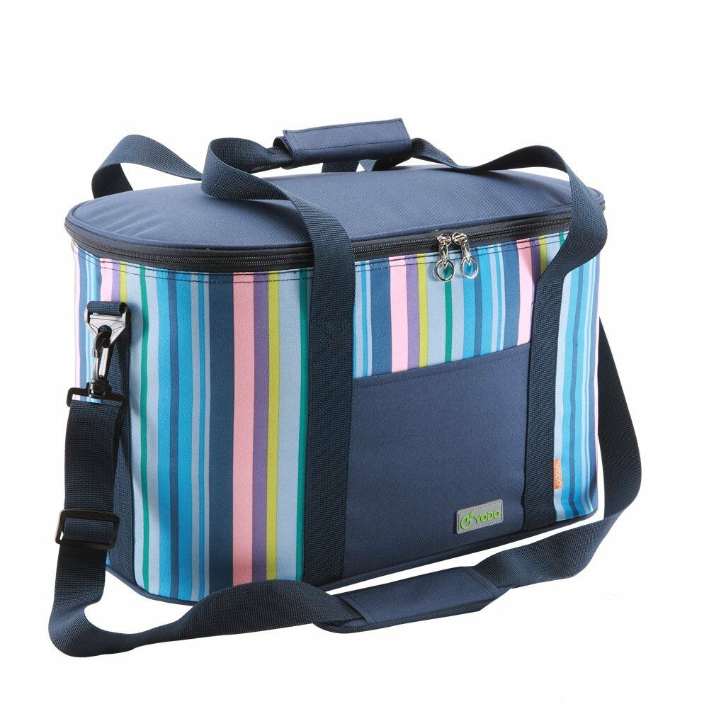 Yodo 25L Collapsible Soft Cooler Bag - Family Size Roomy for Reunion, Party,