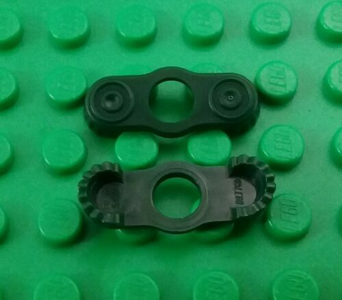 2 pieces *NEW* Lego Dark Green Epaulettes Shoulder Pads Torso for Figs