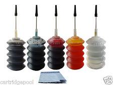 *Refill ink HP 901 901XL Officejet J4580 J4624 J4660 J4680 All-in-one 4500 4x30g