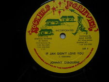 Johnny Osbourne If Jah Didn't Love You '12'  washed /gewaschen