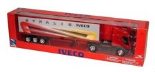 Iveco Stralis 40`Container, Truck, LKW, rot 1:43 15613 15613 NEW RAY