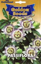 15 Semi/Seeds PASSIFLORA o Fiore della Passione