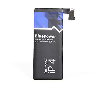 BATTERIA RICAMBIO MARCA Smartex BluePower per  iPhone 4 4g 1420 mAh