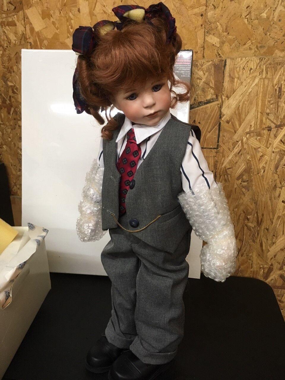 NYC  Brooke  Limited edizione Porcelain bambola by Jeanne  Singer  miglior prezzo migliore