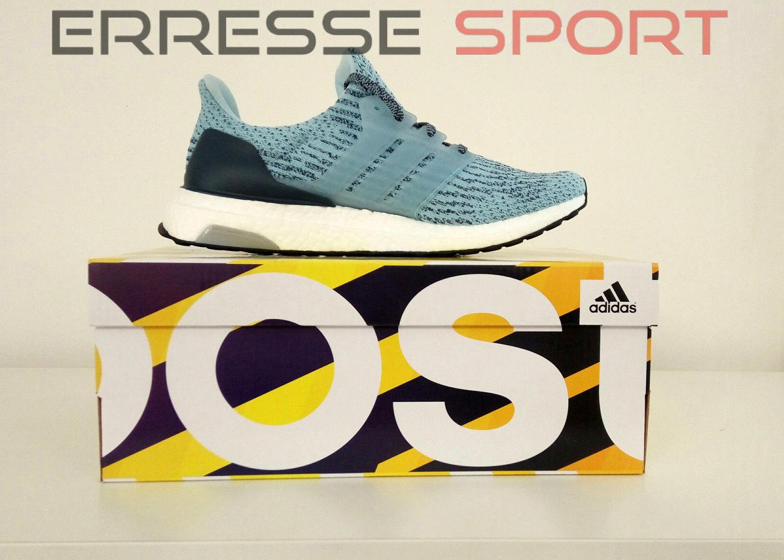 Adidas femme Ultra boost femme Adidas chaussures de course Running baskets azzurre 41df22
