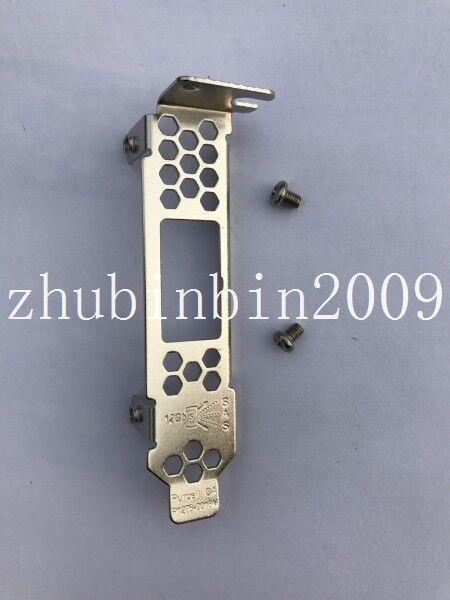 Low PROFILE PCI BRACKET FOR H830 RAID DELL R730xd T630 R630 POWEREDGE WH3W8