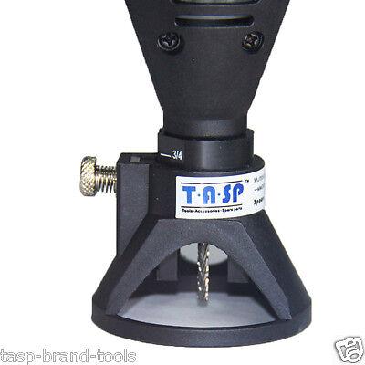 TASP Multipurpose Mini Drill Cutting Guide Attachment depth Dremel Accessories