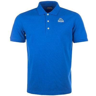 New Mens KAPPA Polo Shirt T-Shirt Top Retro Vintage Golf Classic Branded Fashion