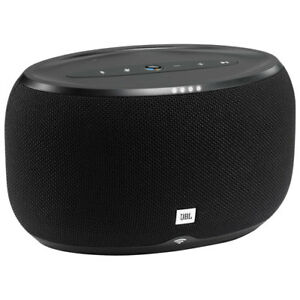 JBL Link 300 Voice-Activated Bluetooth Wi-FI Speaker with Google Assist
