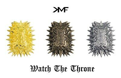 KMF CUSTOM WATCH THE THRONE METAL DUBRAES PREMIUM LACE LOCKS BUY 1 GET 1 50% OFF | eBay