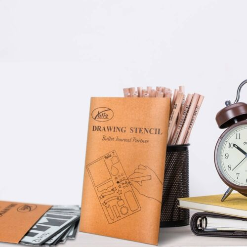 Bullet Journal Stencils Plastic Planner Stencils Journal//Notebook//Diary//Scrapboo