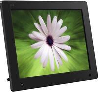 NIX 12 Inch DIGITAL PHOTO FRAME with Motion Sensor, 4 GB Memory, LED back light