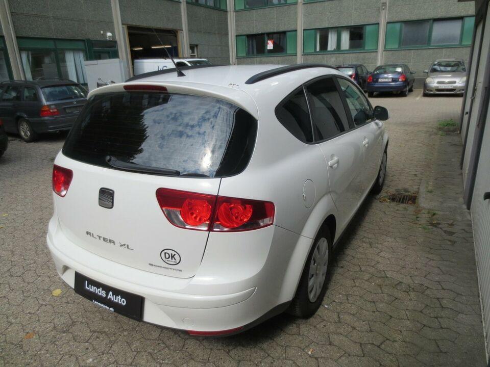 Seat Altea XL 1,2 TSi 105 Reference eco Benzin modelår 2011
