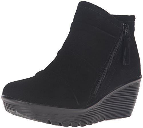 Skechers Womens Parallel-Triple Threat Ankle Bootie- Select SZ/Color.
