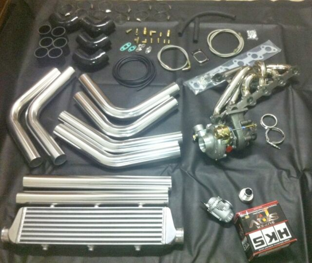 Bmw E30 E34 Turbolader Kit Turbo Umbau 320 323 325 I 520 525