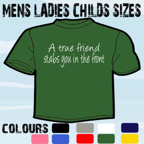 Oscar Wilde citer un véritable ami T-shirt
