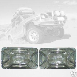 Square Spot Lamps Lights jeep cherokee wrangler all
