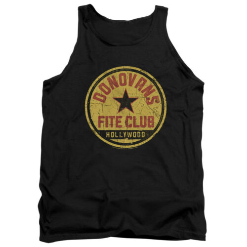 Ray Donovan Crime Drama TV Series Donovans FITE Club Gray Adult Tank Top Shirt