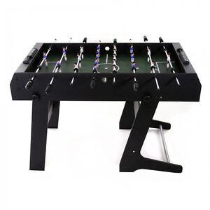 Calcio balilla biliardino calcetto tavolo da calcio footbalino pieghevole ebay - Calcio balilla da tavolo ...