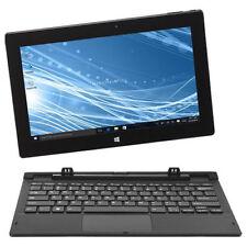 "Insignia Flex NS-P11W6100 11.6"" 32GB Tablet Keyboard Laptop Black NSP11W6100"