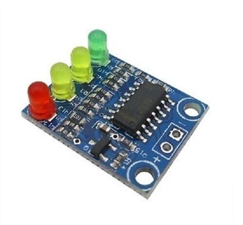 2 Stücke 12 V Elektrische Menge 4 Power Anzeige Batterie Detektionsmodul qm