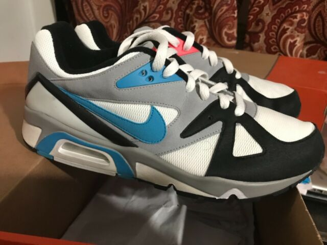 Nike Air Structure Triax 91 Mens Size 9 DS Summit WhiteBlackTealInfrared