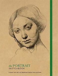 The-Portrait-Sketchbook-The-Ilex-Sketchbook-ExLibrary