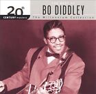 20th Century Masters - The Millennium Collection: The Best of Bo Diddley by Bo Diddley (CD, Jan-2000, MCA)