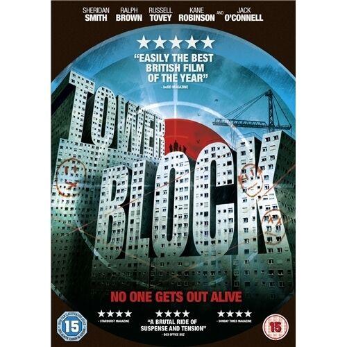 1 of 1 - Tower Block (DVD, 2013)