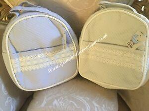 c3b2c9e2ca473 Image is loading Spanish-Designer-Unisex-Baby-Changing-Pram-Bag-Rucksack-