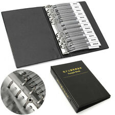 900pcs 36 Valves Assorted SMD Chip Capacitor Sample Book Assortment Kit New