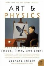 P. S.: Art and Physics : Parallel Visions in Space, Time, and Light by Leonard Shlain (2007, Paperback)