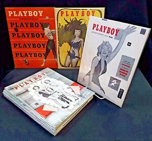 Playboy Magazine 1st Issue Collectors Edition