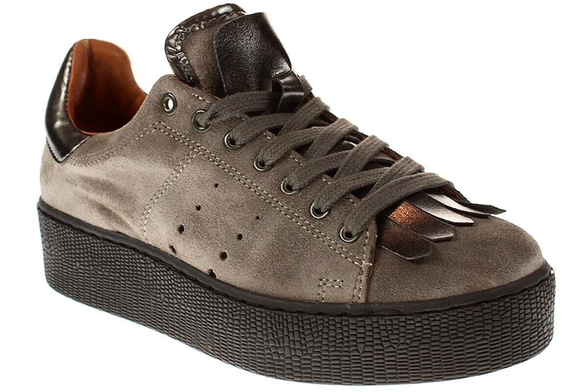Tango Chantal 29-h - Chaussures Femmes baskets - 1000-gris
