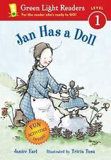 Jan Has a Doll (Brand New Paperback) Janice Earl