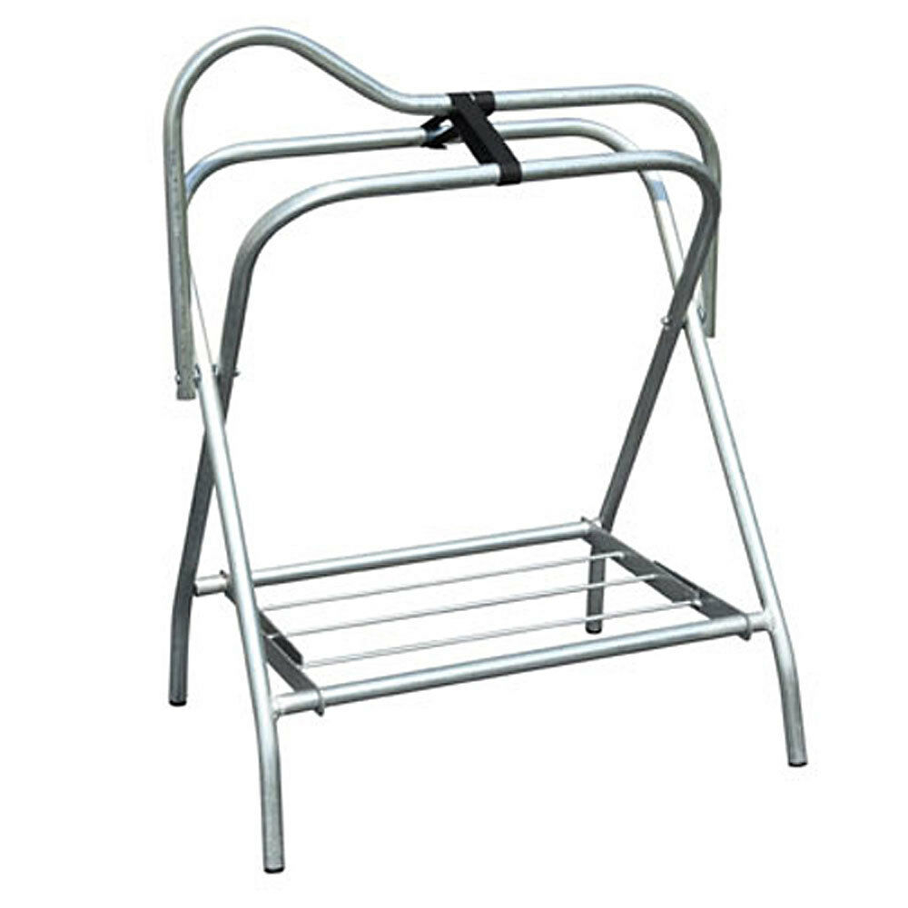 NEW Cgoldnet Folding Saddle Stand Deluxe
