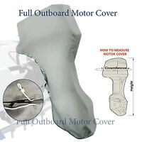 Boat Full Outboard Motor Engine Cover Fits Up To 6-10hp