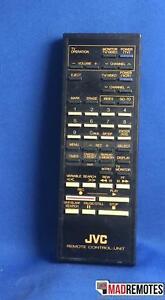 OEM-JVC-VCR-Remote-Control-for-HR-D4050U-HR-D5050U-HR-D515U-BR3200U-amp-More