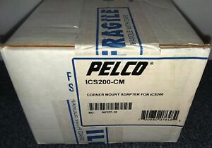 New-Sealed-Box-Pelco-ICS200-CM-Corner-Mount-Adapter-for-ICS200