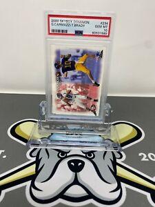 2000 Skybox Dominion Tom Brady Rookie Card RC #234 PSA 10 GEM MINT