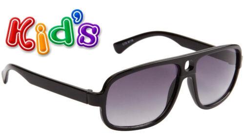 Children/'s Pilot Sunglasses Kids 3 years Boys Girls Black Pink Blue 8118