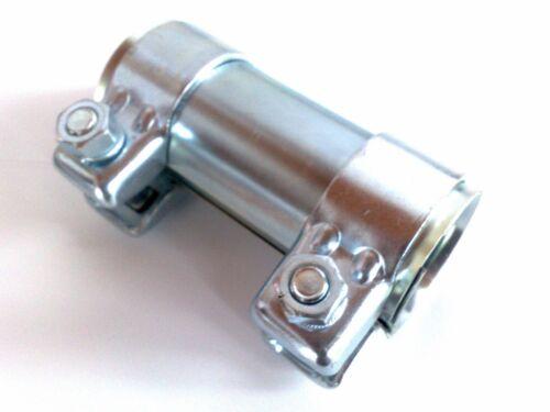 Auspuff Rohrverbinder Schelle Doppelschelle  Ø 45 x 125mm  R65495 1 St