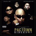 Pactown Riders, Vol. 2 by Sleepy Malo/Spookie (CD, Sep-2012, CD Baby (distributor))