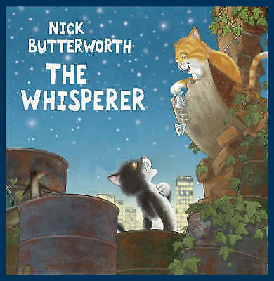 1 of 1 - The Whisperer by Nick Butterworth | Paperback Book | 9780007120185 | NEW