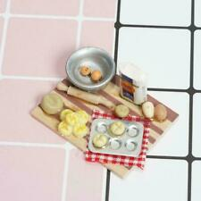 New 1PC Dollhouse Miniature 1:12 Kitchen Food Jam Coffee Condiment Decor Rand