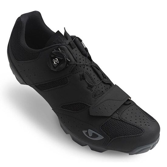 shoes GIRO CYLINDER MTB black N. 42