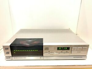 Philips-CD-303-Vintage-CD-Player-TOP-Zustand