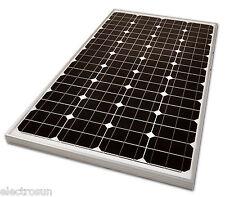 Panneau module solaire monocristallin 12V 100W photovoltaique camping-car PROMO!